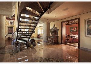Foyer, Park Avenue