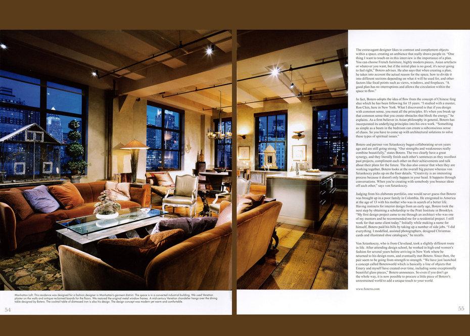 Peninsula, Living Room,