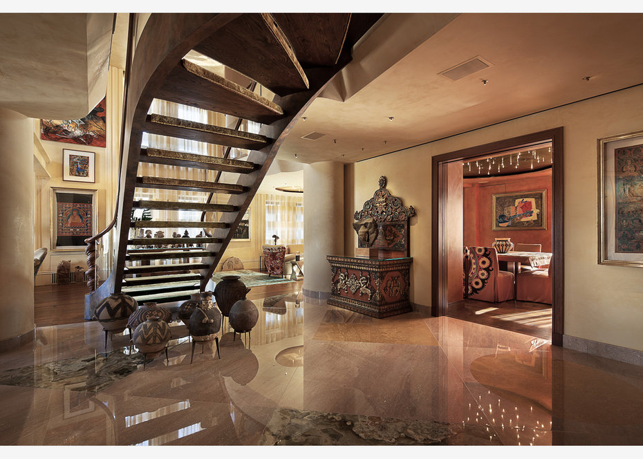 Foyer, Park Avenue
