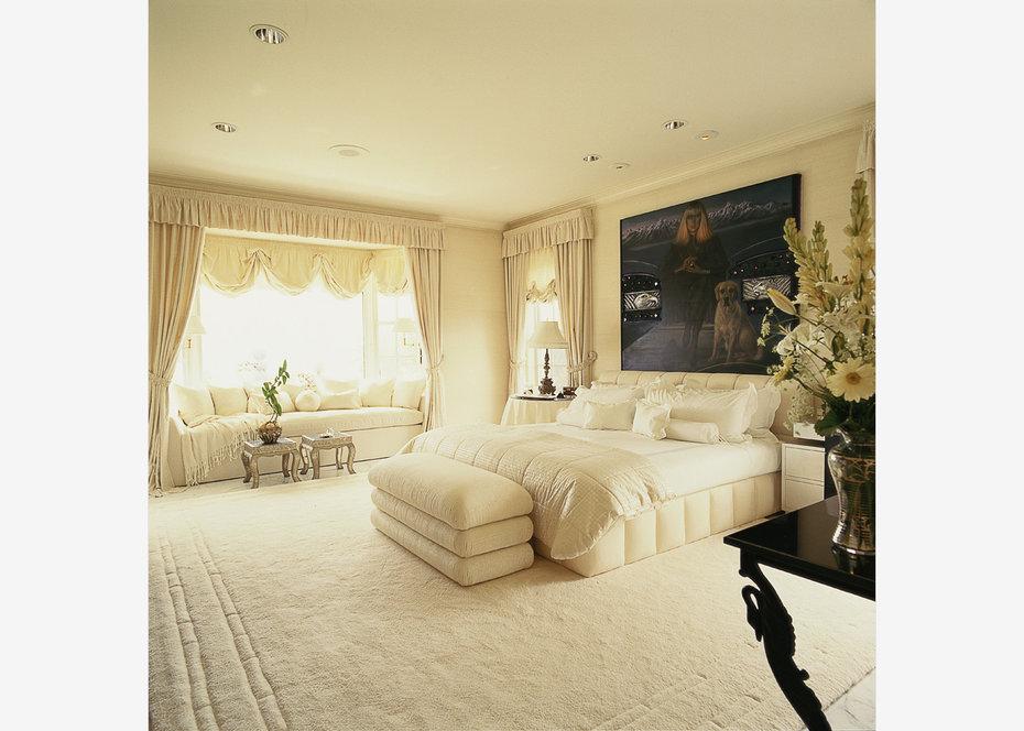 Master Bedroom, AD Brazil, Casa et Jardim,Published