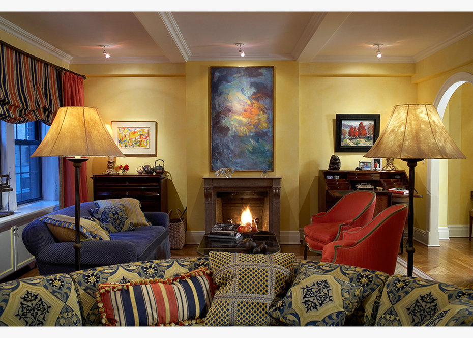 Living Room, Robb Report, Magazine,