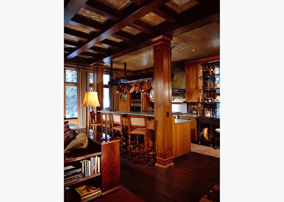 Kitchen, ROCKY MOUNTAIN, ARCHITECTURAL DIGEST