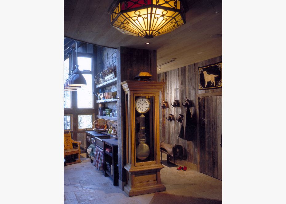 Mud Room, ROCKY MOUNTAIN, ARCHITECTURAL DIGEST