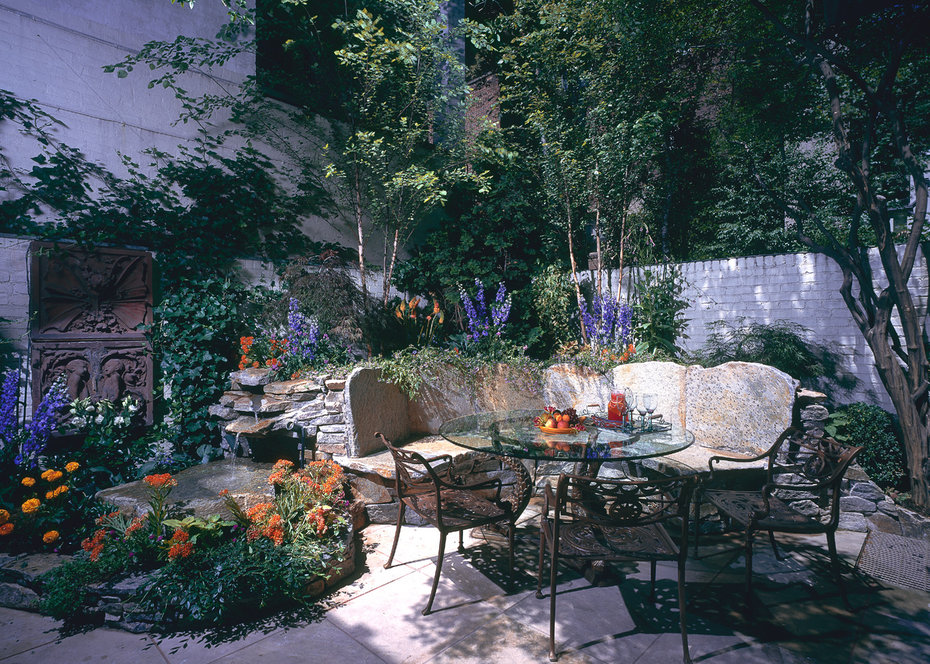 Terrace,Architectural Digest