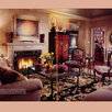 Architectural Digest, Living room
