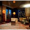 Living Room,Art Deco,Mid Century,Tibetan Rug, Interior Design, Botero